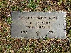 Kelley Owen Rose