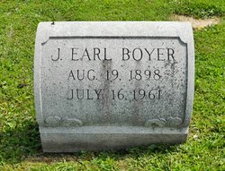 Jacob Earl Boyer