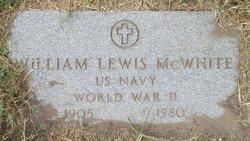 William Lewis McWhite