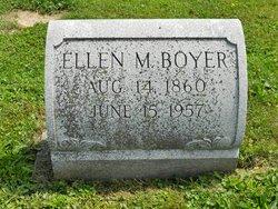 Ellen M. <I>Messner</I> Boyer