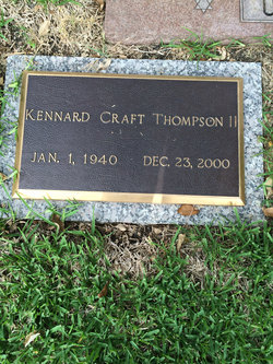 Kennard Craft Thompson