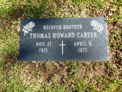 Thomas Howard Carter