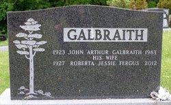 John Arthur Galbraith