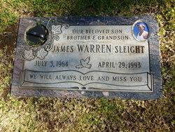 James Warren Sleight