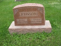 G. Monroe Johnson