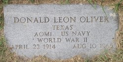 Donald Leon Oliver