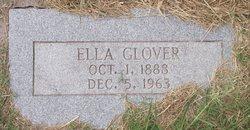 Ella <I>Crabtree</I> Glover
