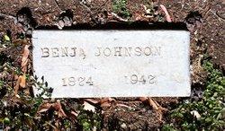 Benjamin Guy Johnson