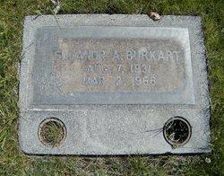Eleanor A. Burkart