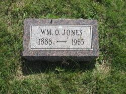 William O Jones
