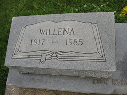 Willena <I>Mayberry</I> Hill