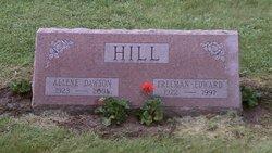 "Allene Lois ""Babe"" <I>Dawson</I> Hill"