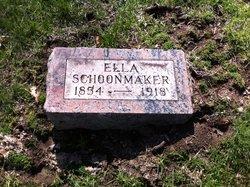 Ella Schoonmaker