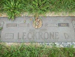 Mabel M. <I>Dyer</I> Leckrone