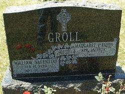 William Valentine Groll