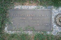Gladys Irene Dickey
