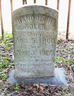 Randolph Nolen