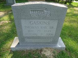 Thomas Ray Gaskins, Sr