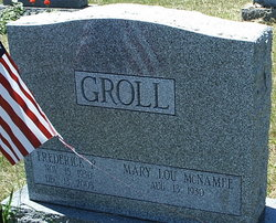 Frederick P Groll