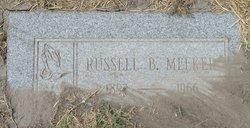 Russell B Meeker