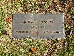 Ernest H. Payne