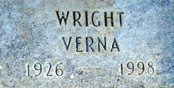 Verna L. Wright