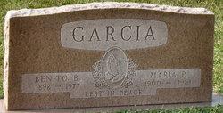 Benito B Garcia