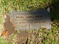 Pearl Laura Payne