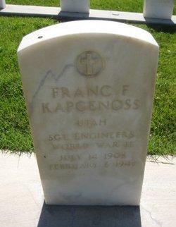 Franc F. Kapgenoss