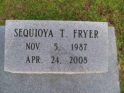 Sequioya T. Fryer