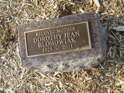 Dorothy Jean Blohowiak