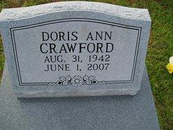Doris Ann Crawford