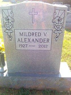 Mildred Virginia Alexander
