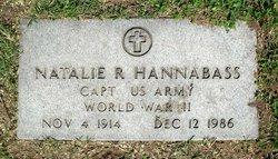 Natalie <I>Rohland</I> Hannabass