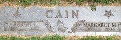 Robert L Cain