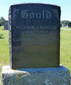 Catherine J. <I>Peever</I> Gould