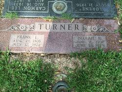 Beulah Bell <I>Goen</I> Turner