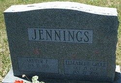 Elizabeth <I>Groll</I> Jennings