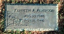 Kenneth Albert Alverson