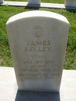 James Angus Kelley