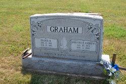 Dorothy F <I>Andrews</I> Graham