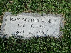 Doris Kathleen Webber