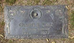 Gladys E Carl