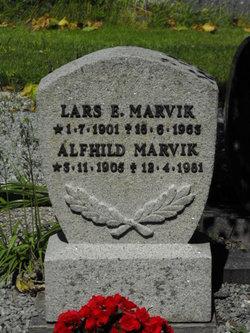Alfhild Marvik