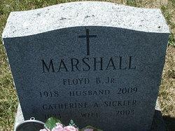 Floyd B Marshall, Jr