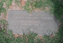 James Frank Todd