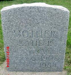 Katie P <I>Miller</I> Borntrager
