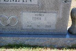 Edna Lucille <I>Joyner</I> Bateman