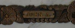 John A Arends