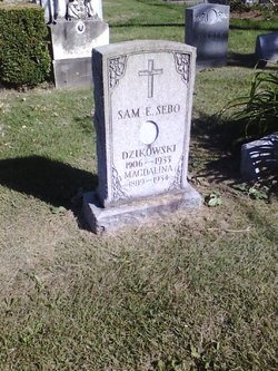 Sam E Sebo-Dzikowski